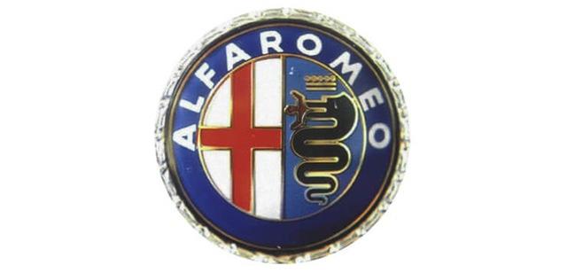 ALFA Romeo Logo 1972