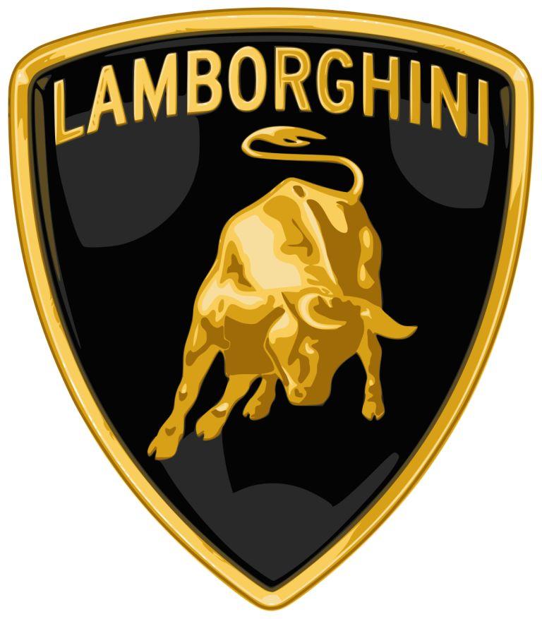 Lamborghini Logo 768X877