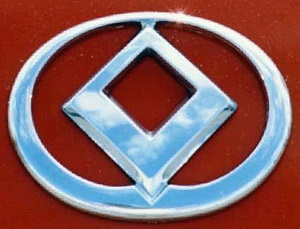 Mazda Eternal Flame Insignia 1991