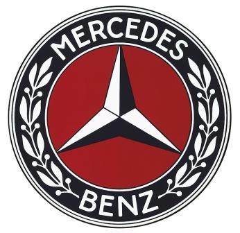 Mercedes-Benz Logo 1926