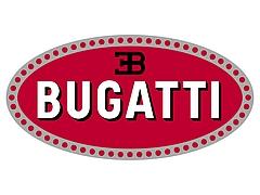 Bugatti Logo 240x180
