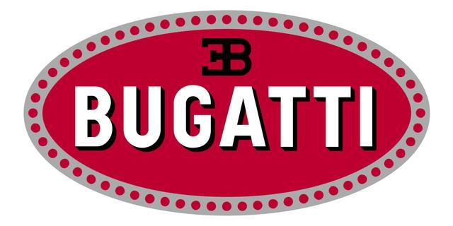 Bugatti Logo 640x320