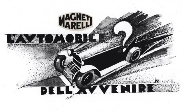 Magneti Marelli Emblem Old