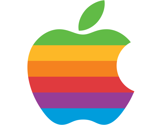 Apple Logo Rob Janoff