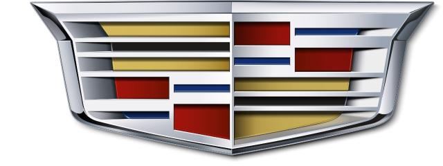 Cadillac Logo 2019 640X240